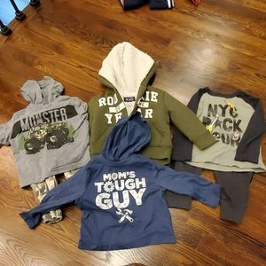 Toddler Boys Size12 to 18 Months Clothes